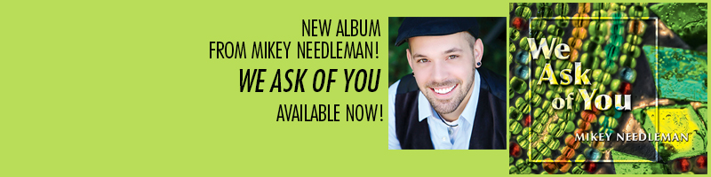 New CD from Mikey Needleman!